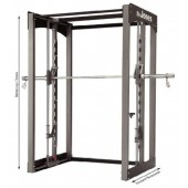 Bodycraft 3D Smith Rack 'The Jones