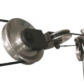 Body-Solid GAP2 Aluminium Katrol