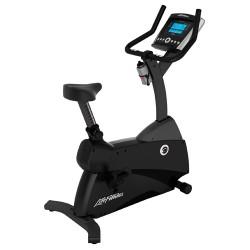 Life Fitness C1 Track+ hometrainer Gebruikt
