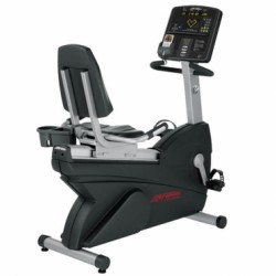 Life Fitness CSLR Club Series Recumbent Bike Gebruikt