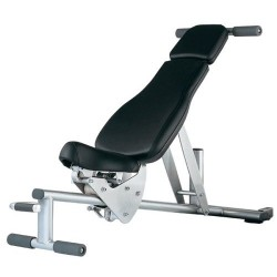 LifeFitness Adjustable Bench G5/G7 Trainingsbank