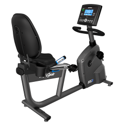 Life Fitness RS3 Go Ligfiets