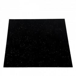 Taurus Rubberen vloermat | 100x100x1.5cm