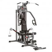 BodyCraft X-Press Pro zilvergrijs