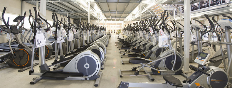 Fitnessapparaten van A-merken zoals Tunturi, Kettler, Life Fitness, Bremshey en meer!
